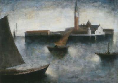 San Giorgio Maggiore - Carlo Carrà (1926)