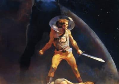 Science-fiction - Jeffrey Catherine Jones 1970 (12)