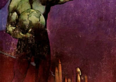 Science-fiction - Jeffrey Catherine Jones 1970 (17)