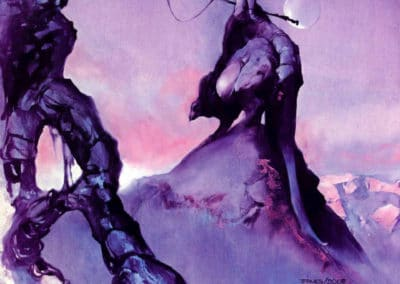 Science-fiction - Jeffrey Catherine Jones 1970 (20)