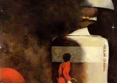 Science-fiction - Jeffrey Catherine Jones 1970 (4)