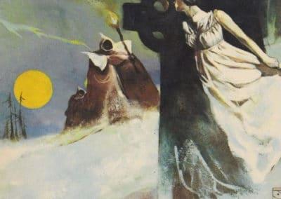 Science-fiction - Jeffrey Catherine Jones 1970 (7)