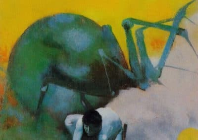 Science-fiction - Jeffrey Catherine Jones 1970 (8)