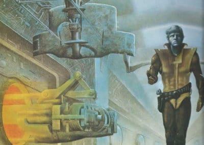 Science-fiction - Jim Burns 1970 (10)