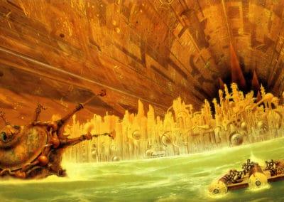 Science-fiction - Jim Burns 1970 (12)