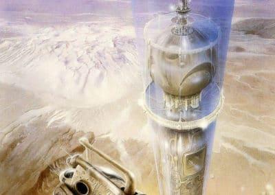 Science-fiction - Jim Burns 1970 (19)