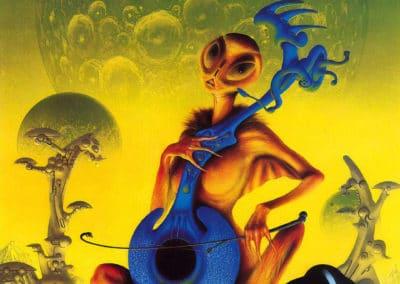 Science-fiction - Jim Burns 1970 (22)
