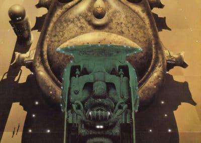 Science-fiction - Jim Burns 1970 (24)