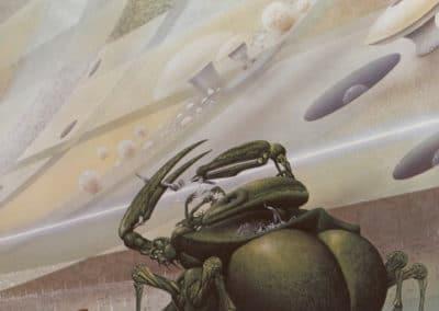 Science-fiction - Jim Burns 1970 (25)