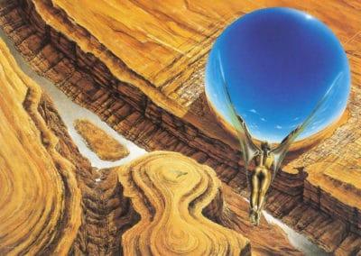 Science-fiction - Jim Burns 1970 (3)