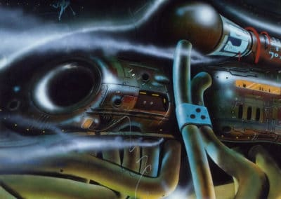 Science-fiction - Jim Burns 1970 (31)