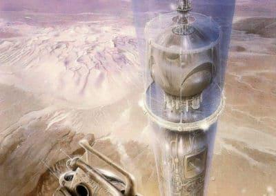 Science-fiction - Jim Burns 1970 (33)