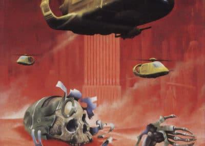 Science-fiction - Jim Burns 1970 (34)