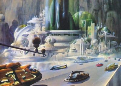 Science-fiction - Jim Burns 1970 (4)