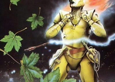 Science-fiction - Jim Burns 1970 (9)