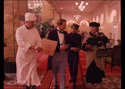 The Grand Budapest Hotel - Wes Anderson 2014 (16)