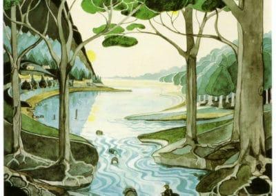 The hobbit - JRR Tolkien 1937 (2)