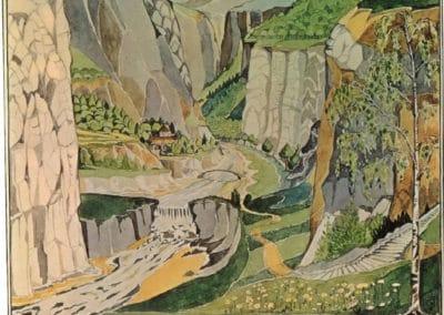 The hobbit - JRR Tolkien 1937 (24)