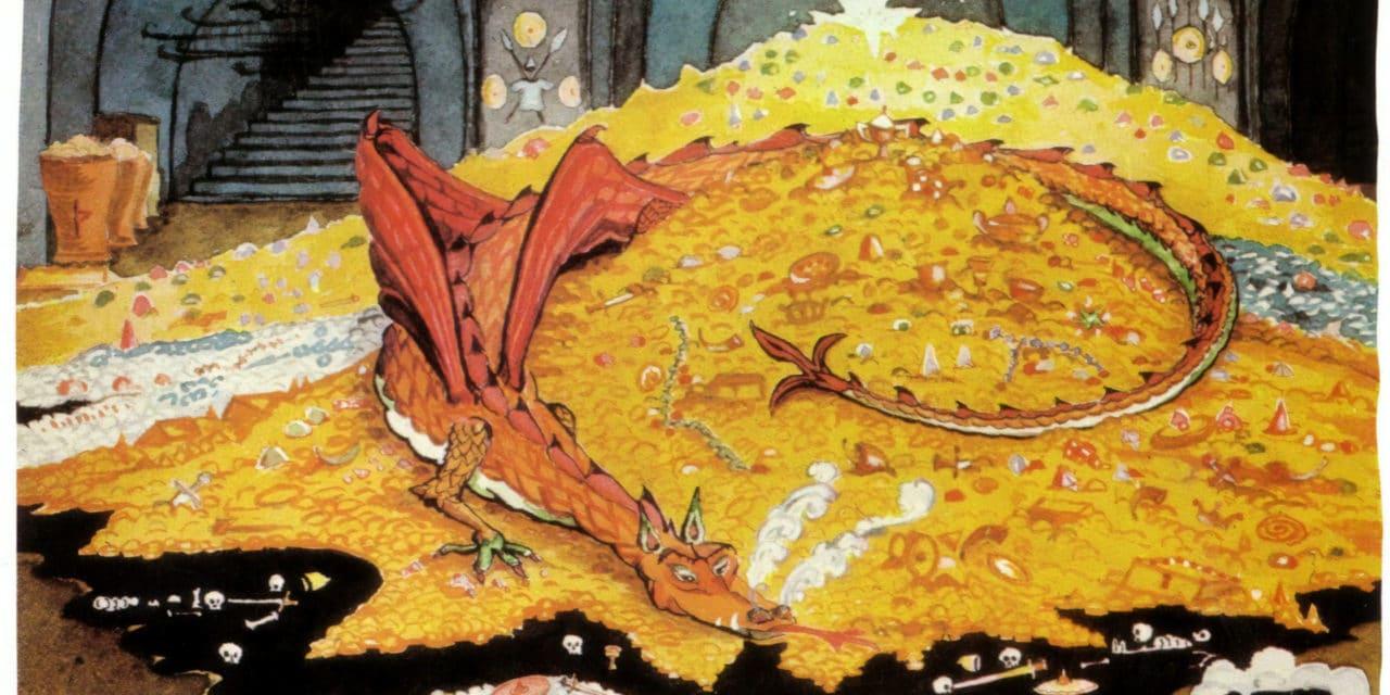The Hobbit – J.R.R. Tolkien