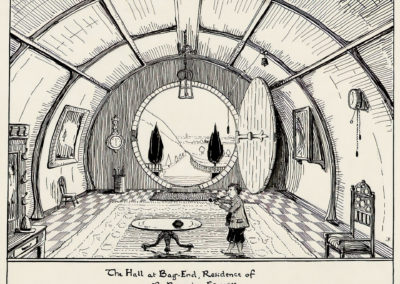The hobbit - JRR Tolkien 1937 (6)