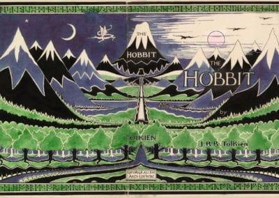 The hobbit - JRR Tolkien 1937 (7)