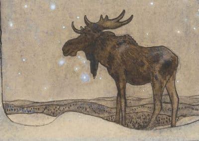 Trolls et forêts maléfiques du Nord - John Bauer 1910 (15)