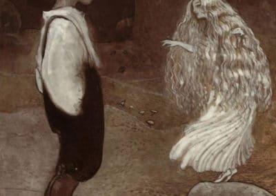Trolls et forêts maléfiques du Nord - John Bauer 1910 (36)