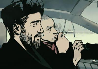 Valse avec Bachir - Ari Folman 2008 (19)