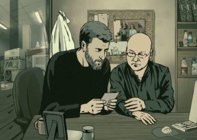 Valse avec Bachir - Ari Folman 2008 (30)