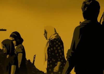 Valse avec Bachir - Ari Folman 2008 (51)