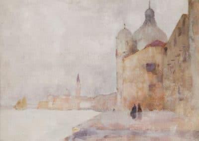Venezia - Emil Carlsen (1909)