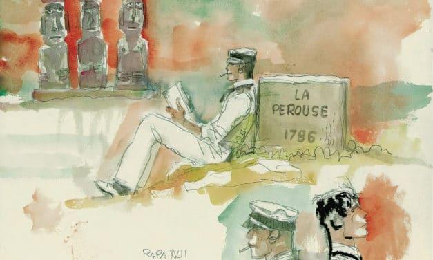 Le poète – André Chénier