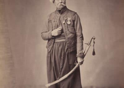 Ducel, Mameluk de la Garde Imperiale (1813)