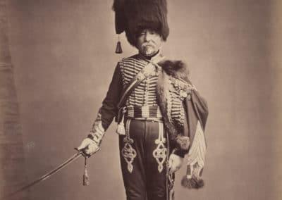 Fabry - Maréchal des Logis – Sergent au 1er Hussard (1811)