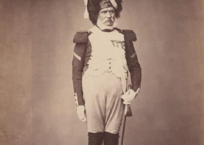 Fourrier - Grenadiers de la Garde Impériale (1815)