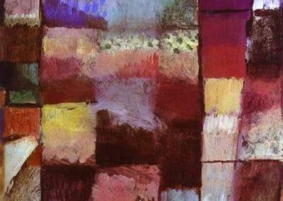 Hamamet - Paul Klee (1936)