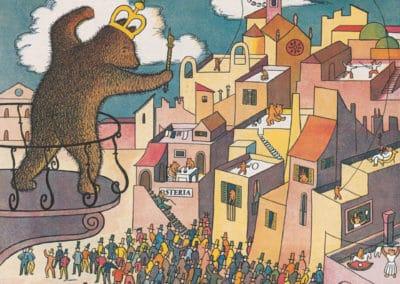 La fameuse invasion de la Sicile par les ours - Dino Buzzatti 1945 (22)