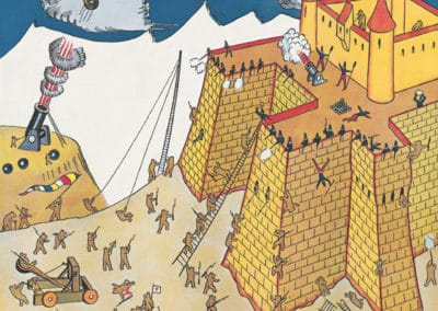 La fameuse invasion de la Sicile par les ours - Dino Buzzatti 1945 (8)