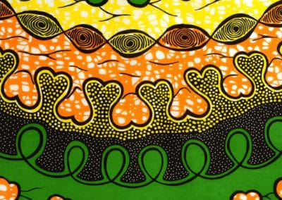 L'art populaire des tissus Wax (1)