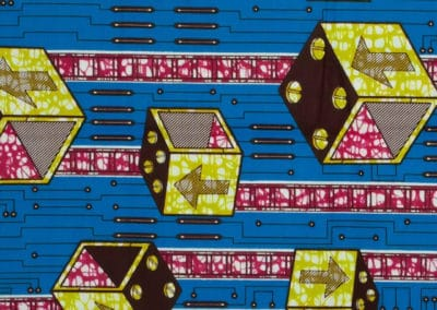 L'art populaire des tissus Wax (3)