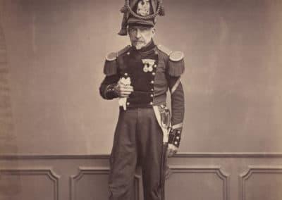 Lefebvre - Sergent 2ème Sapeurs du Genie (1815)