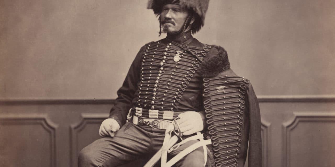 Des photographies de combattants de Napoléon