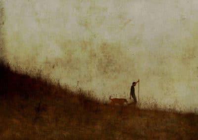 Promeneur - Jamie Heiden (2016)