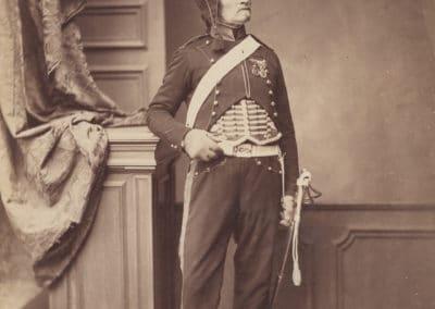 Schmitt - 2ème régiment à cheval (1815)