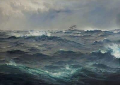 Sea - Henry Moore (1869)