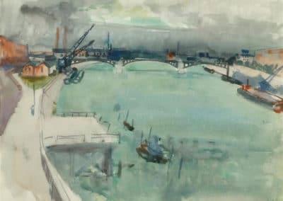 Seine - Rudolf Zender (1955)