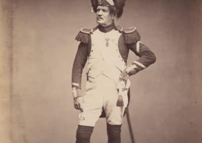 Taria - Sergent, Grenadier de la Garde Imperiale (1809)