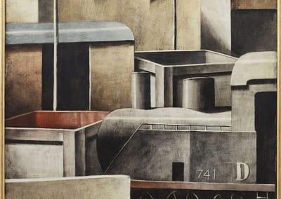 Treno - Marcello Scuffi (1948)
