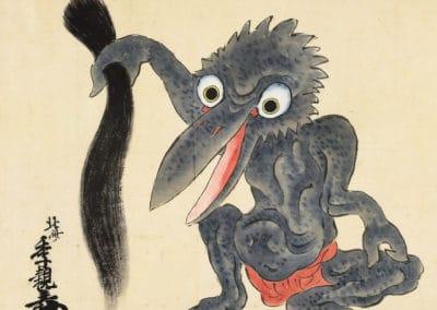 Bakemono Zukushi - le manuscrit des monstres 1800 (13)