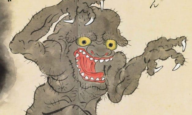 Bakemono Zukushi – le manuscrit des monstres